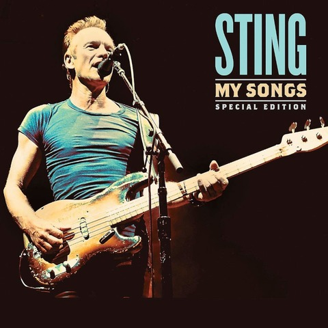 My Songs (Special Edition 2CD) by Sting - 2CD - shop now at uDiscover store