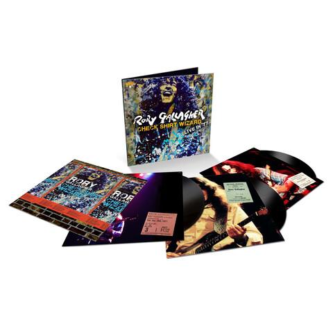 √Check Shirt Wizard - Live in '77 von Rory Gallagher -  jetzt im uDiscover Shop