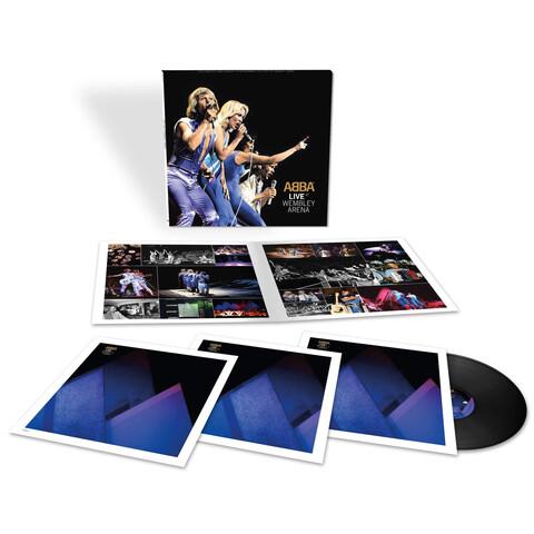 √Live At Wembley (Ltd. 3LP) von ABBA -  jetzt im uDiscover Shop