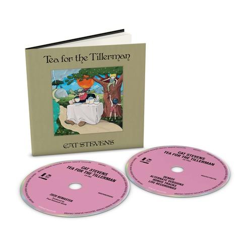 Tea For The Tillerman (Deluxe 2CD) von Yusuf / Cat Stevens - 2CD jetzt im uDiscover Shop