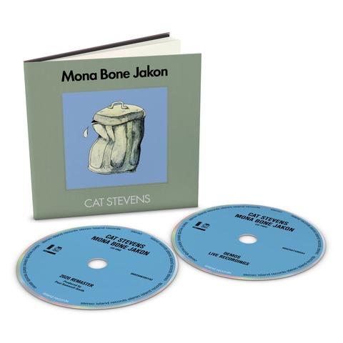 √Mona Bone Jakon (Deluxe 2CD) von Yusuf / Cat Stevens - 2CD jetzt im uDiscover Shop