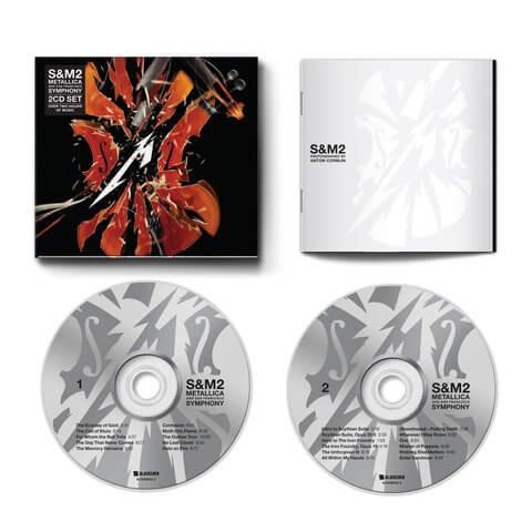 √S&M2 von Metallica - 2CD jetzt im uDiscover Shop