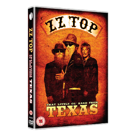 √The Little Ol' Band From Texas (Ltd. Edition DVD) von ZZ Top - DVD jetzt im uDiscover Shop