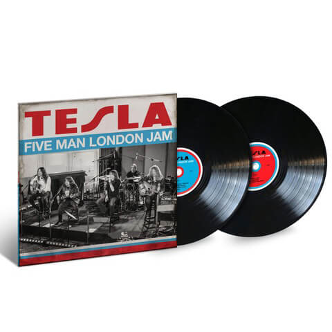 Five Man London Jam von Tesla - 2LP jetzt im uDiscover Shop