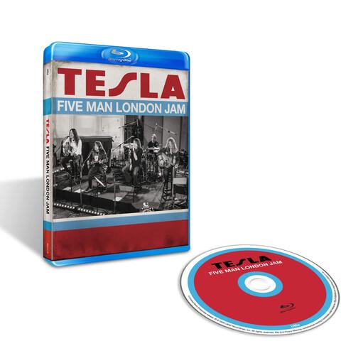 Five Man London Jam von Tesla - BluRay jetzt im uDiscover Shop