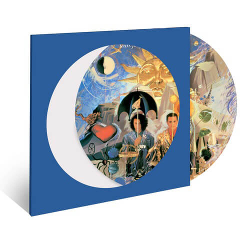 √The Seeds of Love (Ltd. Picture Disc LP) von Tears For Fears - LP jetzt im uDiscover Shop