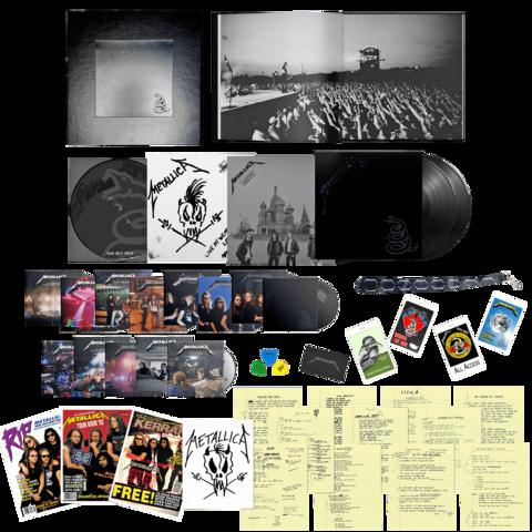 √Metallica (The Black Album) Remastered - Ltd. Deluxe Box Set von Metallica -  jetzt im uDiscover Shop