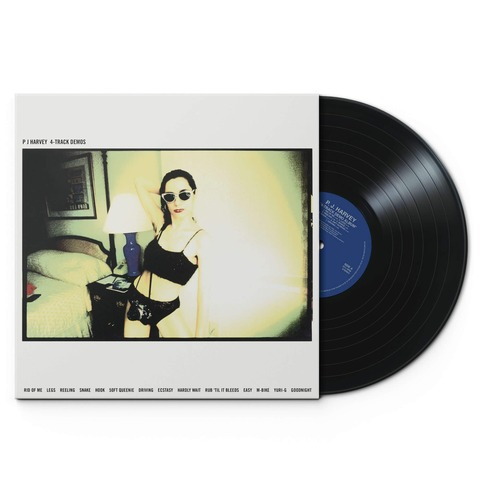 √4-Track Demos von PJ Harvey -  jetzt im uDiscover Shop