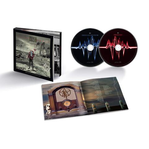 √Permanent Waves 40th Anniversary von Rush - 2CD jetzt im uDiscover Shop