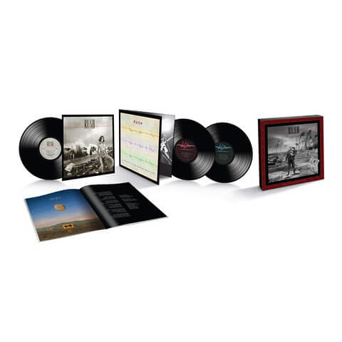 √Permanent Waves 40th Anniversary (Ltd. 3LP) von Rush - 3LP jetzt im uDiscover Shop
