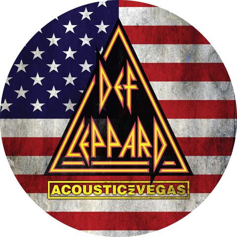 √Acoustic In Vegas (Ltd. 10'' Picture Disc LP) von Def Leppard - LP jetzt im uDiscover Shop