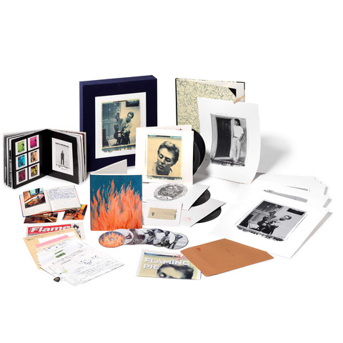 √Flaming Pie (Ltd. Collector's Edition: 5CD+2DVD+4LP) ) von Paul McCartney - Box set jetzt im uDiscover Shop