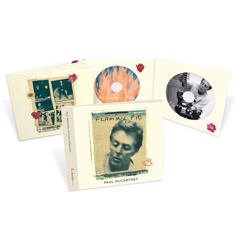 √Flaming Pie (2CD) von Paul McCartney -  jetzt im uDiscover Shop