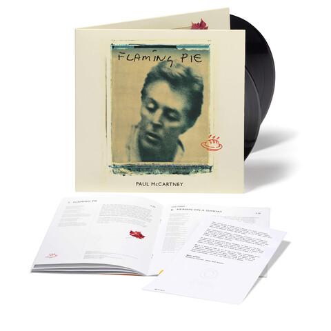 √Flaming Pie (2LP) von Paul McCartney - LP jetzt im uDiscover Shop