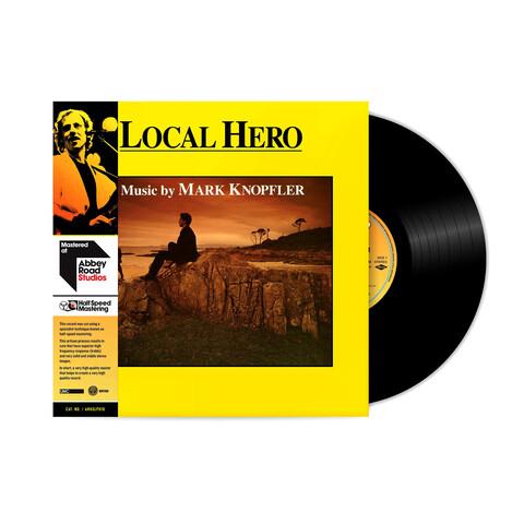 √Local Hero (Half-Speed Master) von Mark Knopfler - LP jetzt im uDiscover Shop