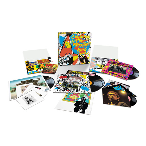 √Armed Forces (9LP Super Deluxe Boxset) von Elvis Costello - Box set jetzt im uDiscover Shop