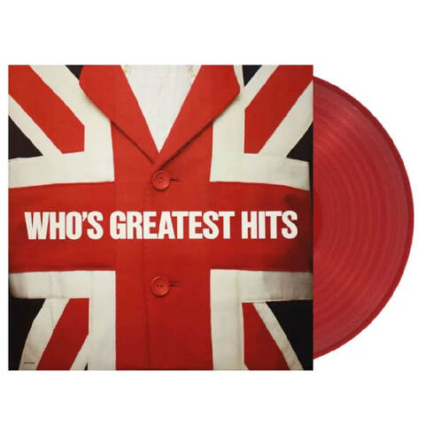 √Greatest Hits (Ltd. Coloured LP) von The Who - LP jetzt im uDiscover Shop