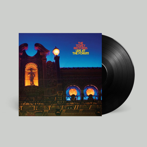 √Live At The Forum (Black LP) von The Teskey Brothers - LP jetzt im uDiscover Shop