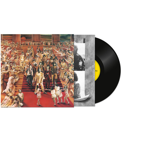 It's Only Rock N' Roll (Half Speed Masters LP Re-Issue) von The Rolling Stones - 1LP jetzt im uDiscover Shop