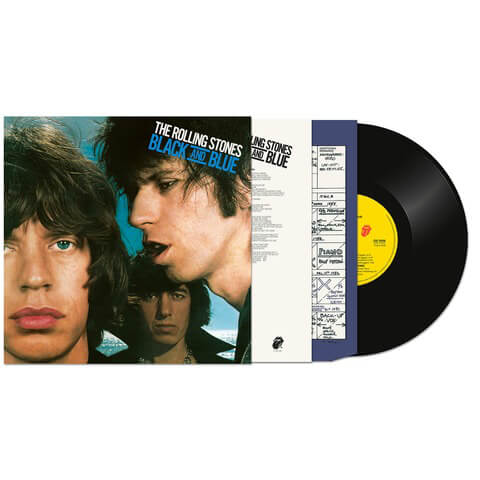 Black And Blue (Half Speed Masters LP Re-Issue) von The Rolling Stones - 1LP jetzt im uDiscover Shop