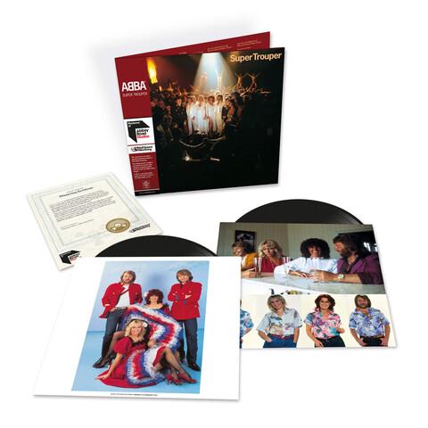 √Super Trouper (40th Anniversary - 2LP Half Speed Master) von ABBA - 2LP jetzt im uDiscover Shop