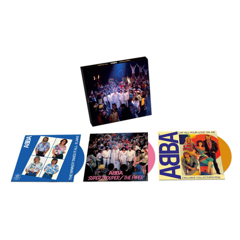 Super Trouper (40th Anniversary - Ltd. Edition Single Box) von ABBA - 3LP jetzt im uDiscover Shop