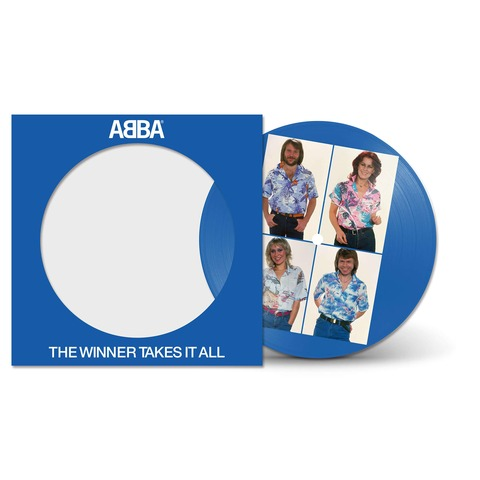√The Winner Takes It All (40th Anniversary - Ltd. Picture Disc) von ABBA - vinyl jetzt im uDiscover Shop