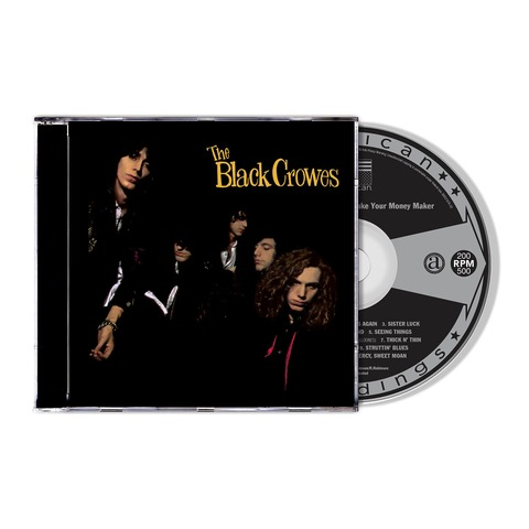 Shake Your Money Maker (30th Anniversary - CD) von Black Crowes - CD jetzt im uDiscover Shop