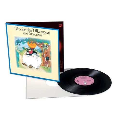 √Tea For The Tillerman (Vinyl) von Yusuf / Cat Stevens - LP jetzt im uDiscover Shop