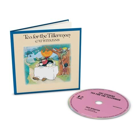 √Tea For The Tillerman von Yusuf / Cat Stevens - CD jetzt im uDiscover Shop