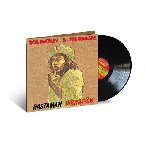 √Rastaman Vibration (Ltd. Jamaican Vinyl Pressings) von Bob Marley & The Wailers - LP jetzt im uDiscover Shop