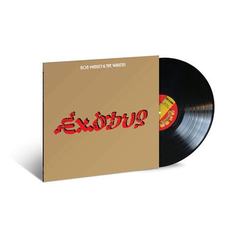 √Exodus (Ltd. Jamaican Vinyl Pressings) von Bob Marley & The Wailers - LP jetzt im uDiscover Shop