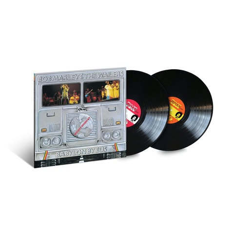 Babylon By Bus (Ltd. Jamaican 2 Vinyl Pressings) von Bob Marley & The Wailers - LP jetzt im uDiscover Shop