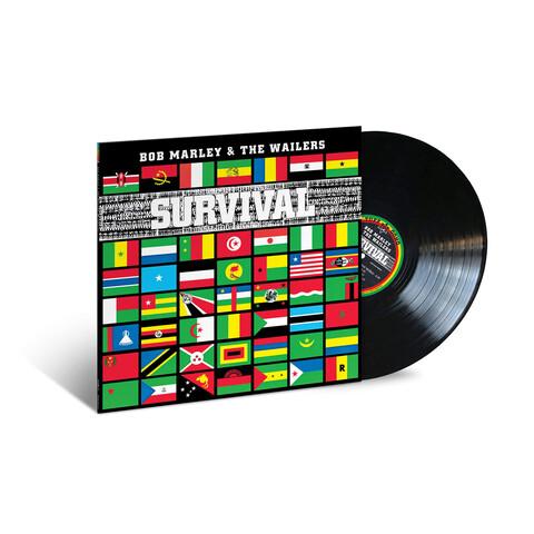 √Survival (Ltd. Jamaican Vinyl Pressings) von Bob Marley & The Wailers - LP jetzt im uDiscover Shop