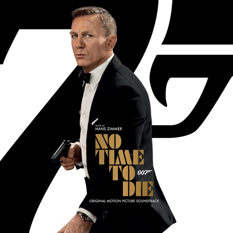Bond 007: No Time To Die (CD) by Hans Zimmer - CD - shop now at uDiscover store