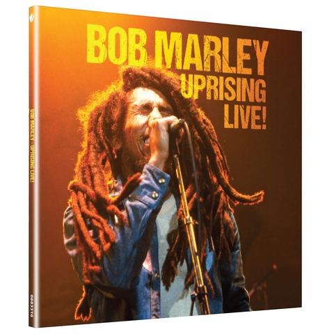 √Uprising Live (Ltd. Edition Coloured 3LP) von Bob Marley -  jetzt im uDiscover Shop