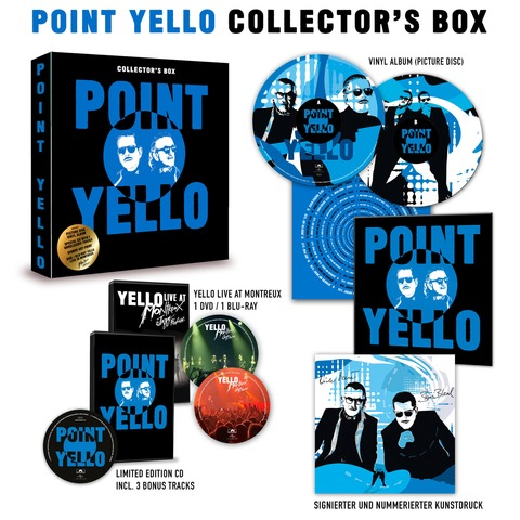 √Point (Ltd. Collector's Box) von Yello - Box jetzt im uDiscover Shop