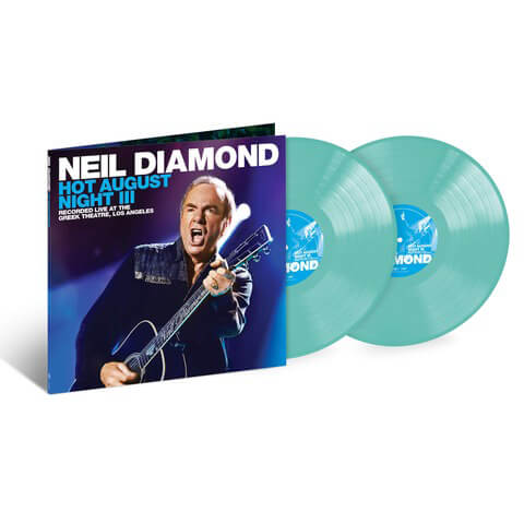 Hot August Night III (Ltd. Coloured 2LP) von Neil Diamond - 2LP jetzt im uDiscover Shop