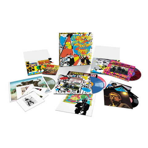 Armed Forces (Coloured 9LP Super Deluxe Boxset) von Elvis Costello - Boxset jetzt im uDiscover Shop