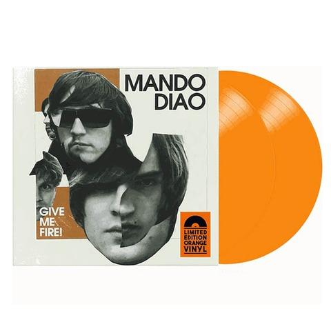 √Give Me Fire (Ltd. Coloured LP) von Mando Diao - 2LP jetzt im uDiscover Shop