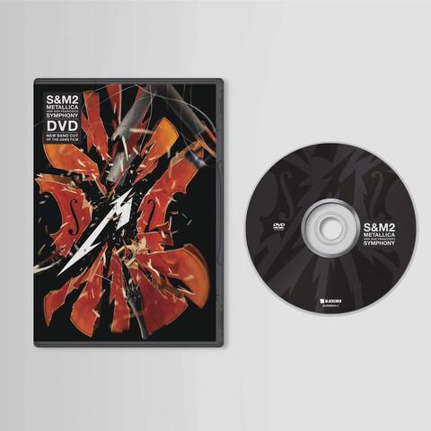 √S&M2 von Metallica - DVD jetzt im uDiscover Shop