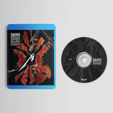 S&M2 von Metallica - BluRay jetzt im uDiscover Shop