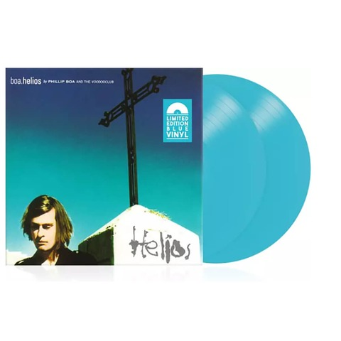 √Helios (Ltd. Coloured 2LP) von Phillip Boa And The Voodooclub - 2LP jetzt im uDiscover Shop