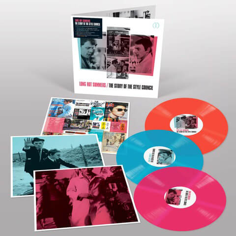 √Long Hot Summers: The Story of The Style Council ( Exkl. Coloured 3LP ) von The Style Council -  jetzt im uDiscover Shop