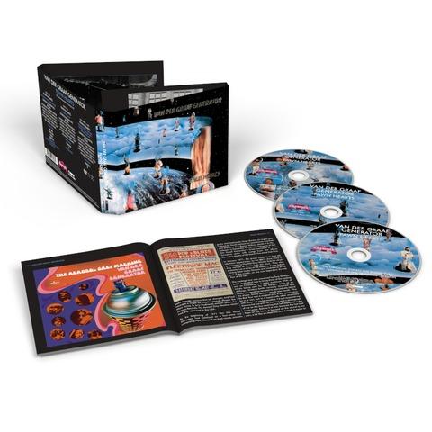 √Pawn Hearts (2CD+DVD Remastered) von Van Der Graaf Generator -  jetzt im uDiscover Shop