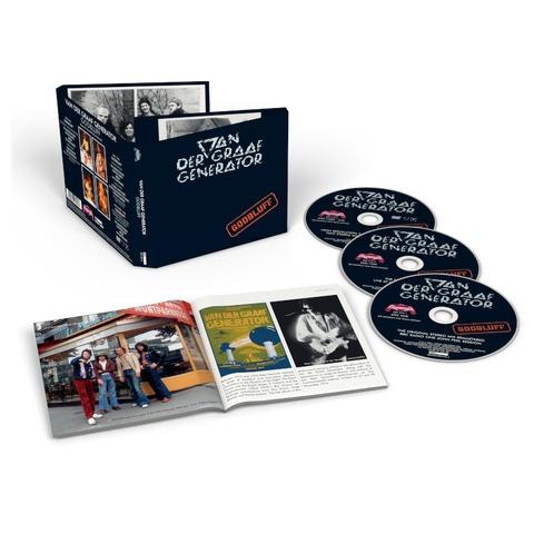 √Godbluff (2CD+DVD Remastered) von Van Der Graaf Generator - 2CD+DVD jetzt im uDiscover Shop