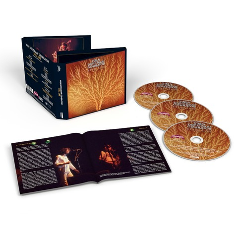 √Still Life (2CD+DVD Remastered) von Van Der Graaf Generator - 2CD+DVD jetzt im uDiscover Shop