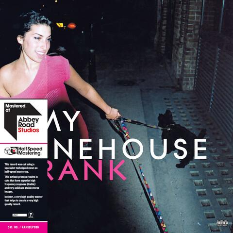 √Frank (Half Speed Master) von Amy Winehouse - 2LP jetzt im uDiscover Shop