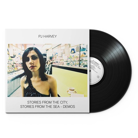Stories From The City, Stories From The Sea - Demos (180g Black Vinyl) von PJ Harvey - LP jetzt im uDiscover Shop