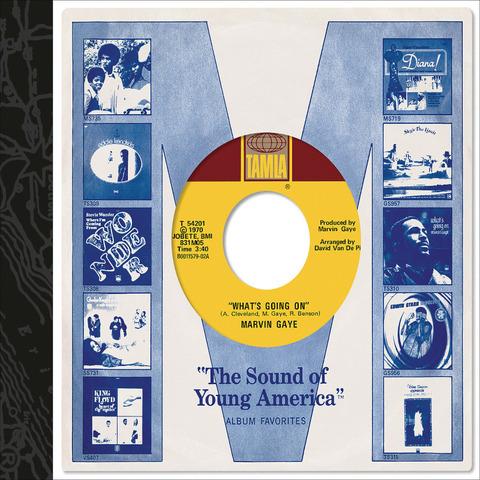 "√The Complete Motown Singles Vol. 11: 1971 (Teil 1) (5CD + Vinyl 7"") von Various Artists - Box set jetzt im uDiscover Shop"
